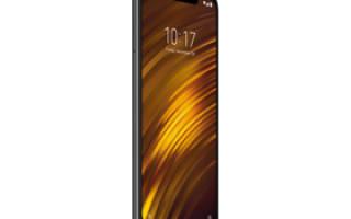 Обзор телефона Xiaomi Pocophone F1 64GB и 128GB — плюсы и минусы