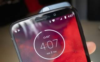 Обзор телефонов Motorola Moto Z3 и Moto Z3 Play — плюсы и минусы
