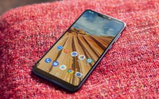 Обзор и характеристики смартфона Asus Zenfone Max (M2) ZB633KL