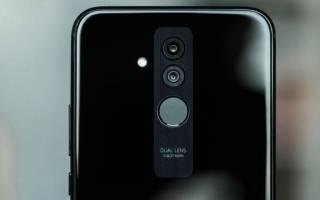 Обзор смартфона Huawei Mate 20 Lite