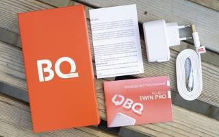 Плюсы и минусы смартфона BQ-5517L Twin Pro