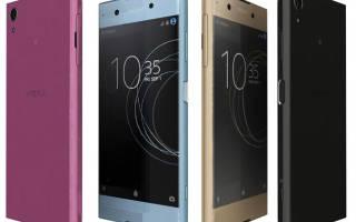 Смартфоны Sony Xperia XA1 Plus и Plus Dual 32GB — плюсы и минусы