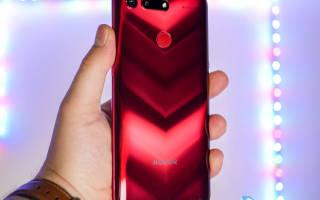 Достоинства и недостатки флагманского смартфона Huawei Honor View 20