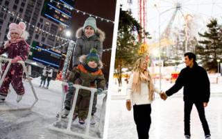 Где покататься на коньках в Екатеринбурге 2020