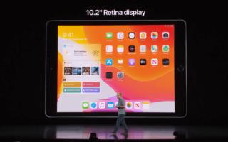 Детальный обзор планшета Apple iPad 10.2 с достоинствами и недостатками