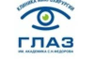 Три лучшие глазные клиники Екатеринбурга в 2020 году