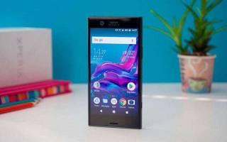 Обзор смартфонов Sony Xperia XZ1, XZ1 Compact и XZ1
