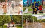 Где провести время с детьми в Казани на детской площадке