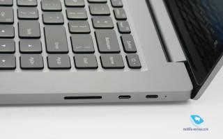 Обзор ноутбука Xiaomi Mi Notebook Pro 15.6 GTX