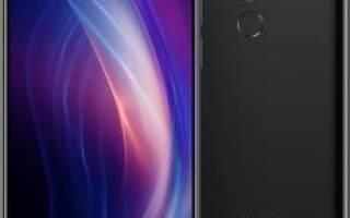 Смартфон Meizu X8 — характеристики