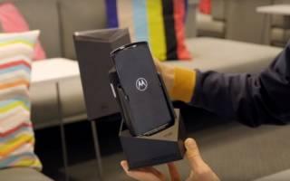 Плюсы и минусы смартфона Motorola RAZR 2019
