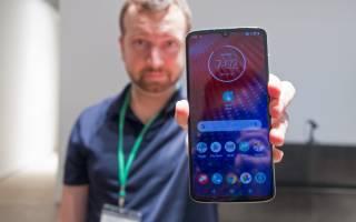 Смартфон Motorola Moto Z4 Play — обзор с достоинствами и недостатками.