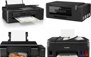 Рейтинг лучших светодиодных печатных устройств 2019 Выбор led-принтера