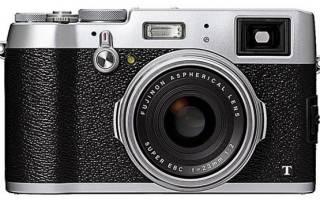 Цифровой фотоаппарат Fujifilm X100T — подробные характеристики, отзывы, плюсы и минусы
