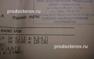 Гастроэнтерологические клиники Новосибирска, достоинства, недостатки.