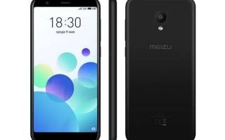 Смартфон-meizu-m8c-характеристики и цена