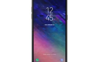 Обзор смартфона Samsung Galaxy A6s — плюсы и минусы
