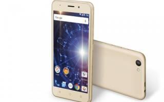Обзор смартфона VERTEX Impress New