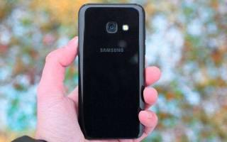 Обзор телефона Samsung Galaxy A3 (2017) — плюсы и минусы
