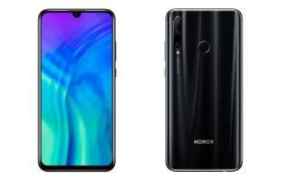 Смартфон Honor20i – достоинства и недостатки, стоимость
