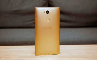 Достоинства и недостатки смартфона Sony Xperia L2