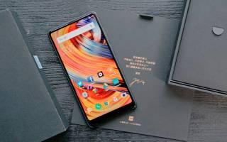 Обзор телефона Xiaomi Mi Mix 2S — плюсы и минусы