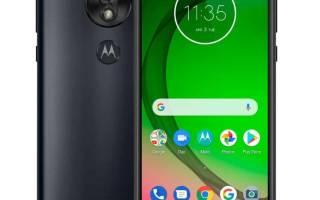 Лучшие смартфоны Motorola 2019 года
