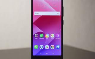 Обзор смартфона ASUS Max Plus ZB570TL