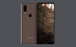 Новый смартфон Motorola P40 — характеристики, камеры