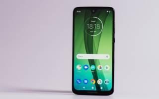 Обзор телефона Motorola Moto G7 — достоинства и недостатки