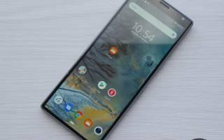 Смартфон, Sony Xperia 10 Plus — обзор характеристик