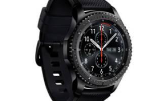 Достоинства и недостатки умных часов Samsung Gear S3