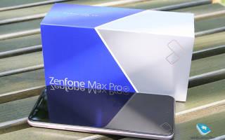 Обзор смартфона ASUS ZenFone Max Pro ZB602KL 3/32GB и 4/64GB — плюсы и минусы