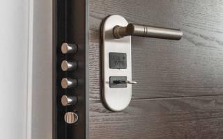 Как выбрать лучший врезной замок для дверей