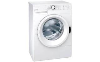 Лучшие стиральные машины словенского бренда Gorenje 2020