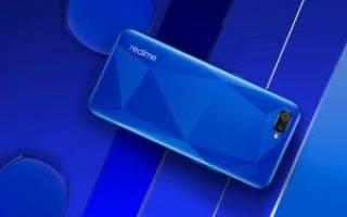 Смартфон Realme C2 — характеристики, плюсы и минусы, кому подойдет