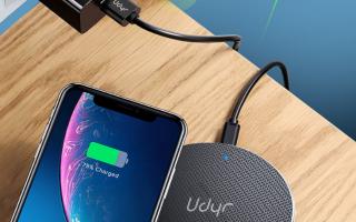 Лушчие беспроводные зарядные устройства в 2019 году