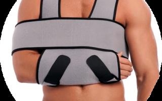 Рейтинг лучших плечевых бандажей 2020