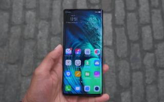 Смартфон Vivo NEX 3: параметры, стоимость, достоинства и недостатки