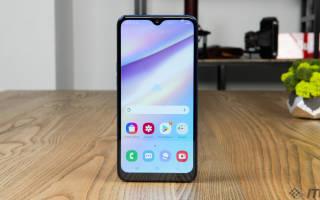 Обзор Samsung Galaxy A10s – достоинства и недостатки