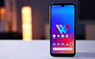 Смартфон LG W30 Pro. Достоинства и недостатки