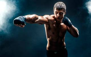 Лучшие упражнения для сильного и быстрого удара кулаком
