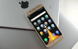 Обзор телефона Samsung Galaxy J5 (2017) — достоинства и недостатки