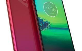 Обзор смартфона Motorola Moto G8 Play со всеми недостатками и достоинствами