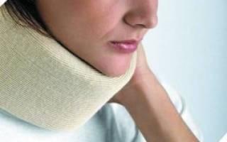 Как выбрать качественный бандаж для шеи