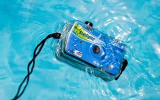 Как выбрать фотоаппарат для подводной съемки