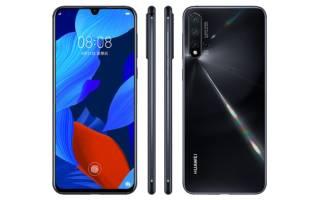 Как выбрать между новинками Huawei nova 5 и nova 5i. Детальный разбор достоинств и недостатков моделей.