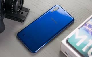 Плюсы и минусы смартфона Samsung Galaxy М10s