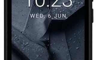 Неубиваемый смартфон Prestigio Muze G7 LTE