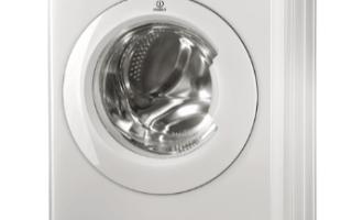 Лучшие стиральные машины от бренда Indesit. Как выбрать подходящий девайс.